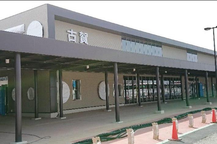 リニューアルオープンしたE3九州自動車道 古賀サービスエリア(下り線)