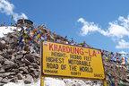 富士山より高い! 誰でもクルマで行ける標高5,359mの峠があるって知ってた?