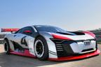 PS4 グランツーリスモから実車が初登場!アウディEVがリアルにサーキットを走る!