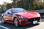 Maserati GranTurismo(マセラティ グランツーリズモ)│4.7リッターV型8気筒エンジン搭載のフラッグシップモデル