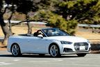 Audi A5 Cabriolet 2.0 TFSI quattro sport│優雅な質感に、走りがブラッシュアップ