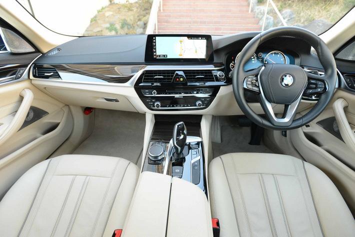 BMW 523d Luxury