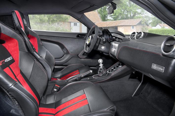 ロータス エヴォーラGT430スポーツ