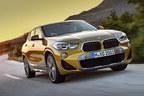 BMWの新型コンパクトSUV「新型X2」発売…オフロードを強調したモデルも設定