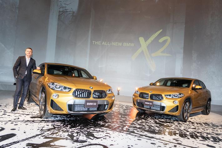 BMW株式会社 代表取締役社長のペーター・クロンシュナーブル氏