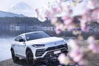 最強SUV「ランボルギーニ ウルス」が世界一周!公開された各国の写真が素敵すぎる!