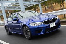 BMW M5試乗│いつの時代も驚きをもたらすハイパフォーマンスカー