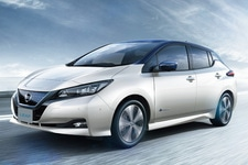 """日産 リーフの国内販売台数が10万台を突破…世界でも""""一番売れている電気自動車""""に"""