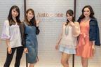 SUPER GTに華を添えるRQ、太田麻美さん、相沢菜々子さん、鈴菜さん、沢すみれさんがやって来た!