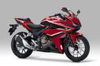ホンダ、スポーツモデル「CBR400R」のカラーリングを変更&ABSを標準装備