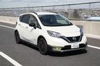 日産ノート C-Gear試乗|SUV風で都会にもアウトドアにも映えるアクティブコンパクトカー