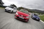 2018年夏国内導入の新型ポロGTIとUP!GTI、VWのGTIシリーズをスペインでイッキ乗り!