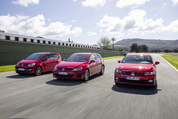 VW GTIラインナップ