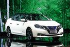 中国で一番売れてる日本車、日産 シルフィが100%電気自動車として世界初公開