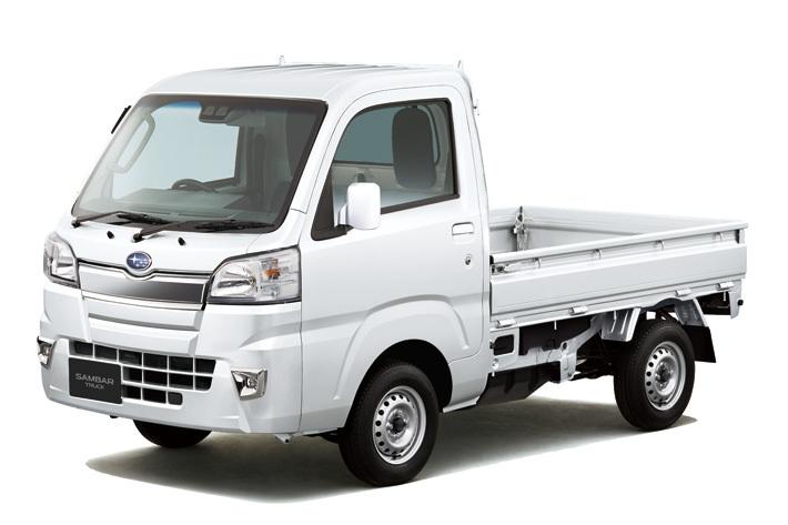 スバル サンバートラック TC スマートアシスト(4WD・MT車)