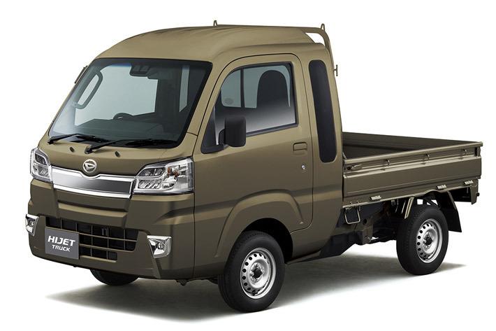 ダイハツ 軽商用車「ハイゼット トラック」