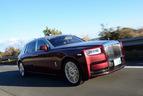 ロールスロイス ファントム後席試乗レポート|6500万円の究極のセレブカーは未来の乗り心地だった