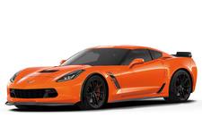 シボレー、コルベット誕生65周年!鮮やかなオレンジが特徴の特別記念モデルを5台限定で発売