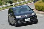 VW up! GTI試乗|ターボと6MTでup!史上最もパワフルなホットハッチが誕生