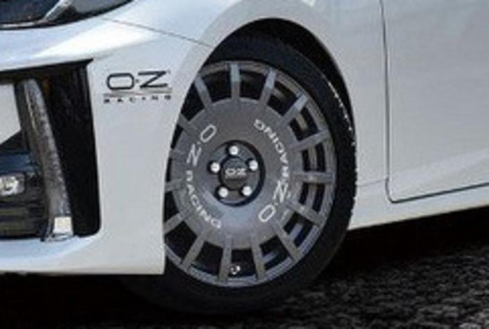 輸入車だけじゃなく国産車サイズも有り!イタリアの老舗ホイールメーカー「OZ」の歴史を紐解く