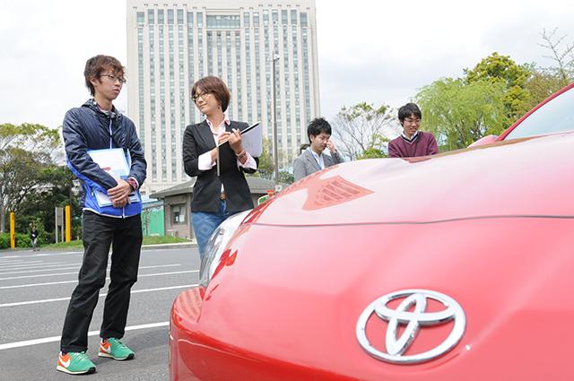 第2回大学生試乗会 -学生カーソムリエ18人×人気車種13台-