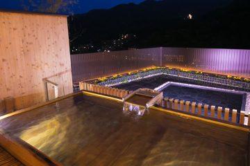 7つの湯をめぐる極上の宿