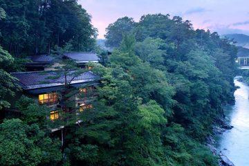 自然が生み出す静けさをじっくり堪能できる絶景宿