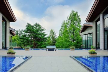 那須連山が望めるリゾートホテルで 至福の余暇を