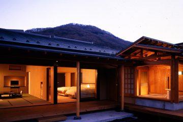 山に抱かれる湯宿で、静けさを愉しむ極上のひととき