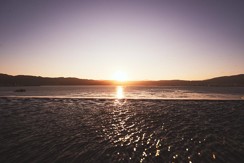 寛ぎの諏訪の湯宿 萃 sui-諏訪湖